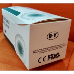(For UK & USA) 3 Ply Disposable Surgical Mask (FDA Approved) – 300 pcs